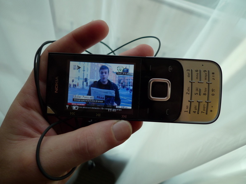 Nokia 5530 Mobile TV Edition