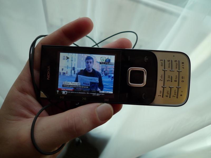 Foto de Nokia 5530 Mobile TV Edition (3/11)