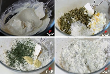 Cómo hacer salsa tártara