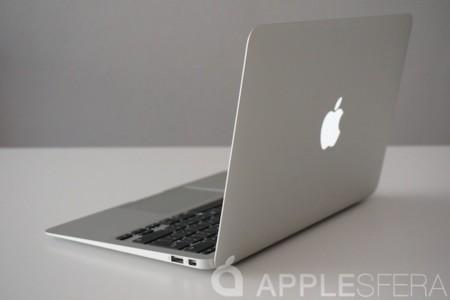 APS MacBook Air características