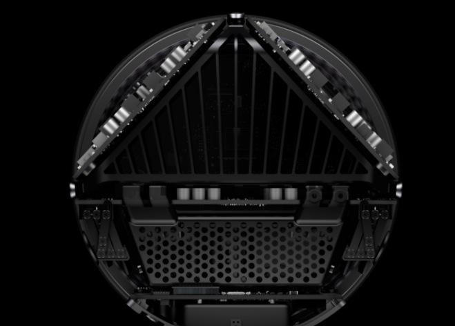 Foto de Imágenes en detalle del Nuevo Mac Pro WWDC 2013 (4/10)