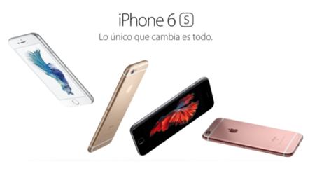 b72d80e48f5 Estas son las diferencias entre el iPhone 6s y el resto de la gama  disponible