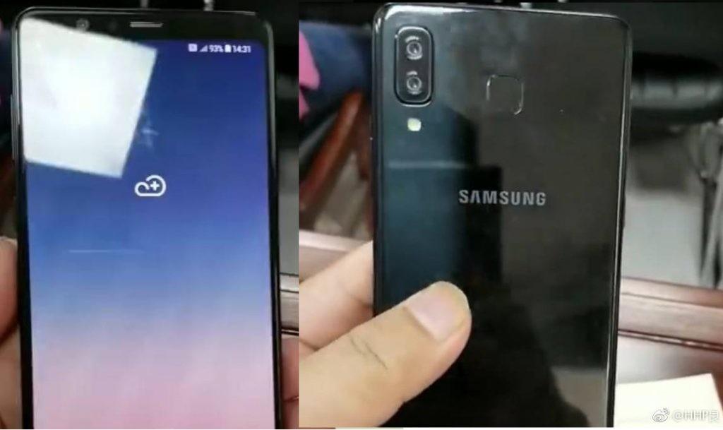 Galaxy S9 Star1