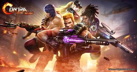 'Contra Returns': el legendario juego de Konami llegará en julio a smartphones iOS y Android en México: gratis y con más de 200 niveles