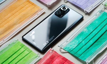 Xiaomi Redmi Note 10 Pro rozando el precio mínimo histórico en Amazon: pantalla AMOLED a 120Hz y cámara de 108MP por 244 euros