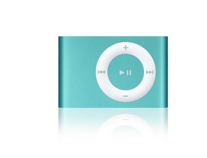 Foto de iPod Shuffle Clip, nuevos colores (1/10)