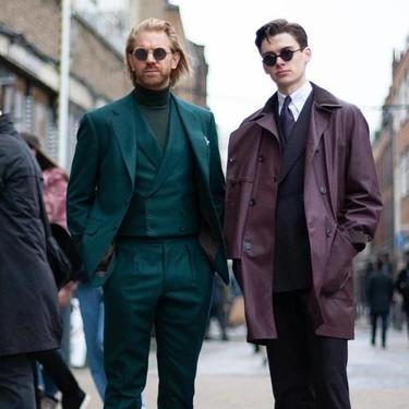 El mejor street-style de la semana se apodera de las calles de Londres en su Fashion Week