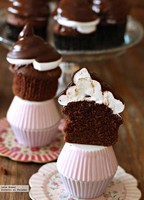 Cupcakes Hi Hat. Receta