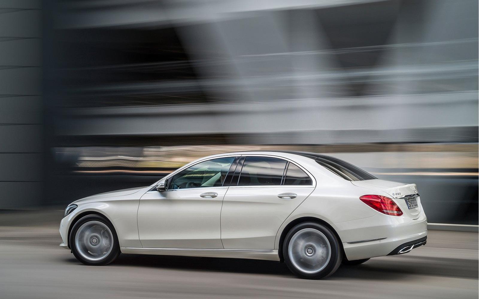 Mercedes benz clase c 2015 7 53 for Mercedes benz clase c