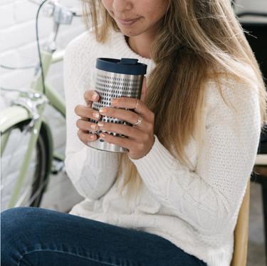 Booble Presse, una prensa de café para llevar en mano