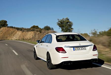 Mercedes-AMG E 63S 4Matci+