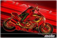 Ducati Diavel: Dominando el trueno