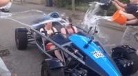 El Ariel Atom es el mejor coche para un Ice Bucket Challenge