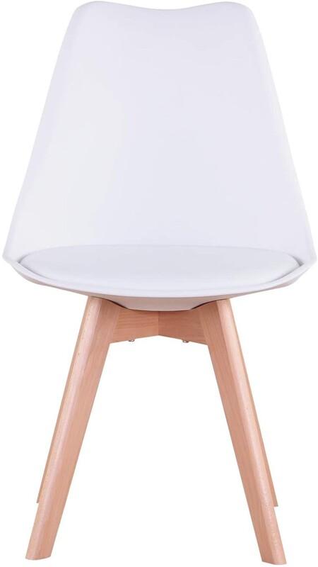 Silla de diseño nórdico