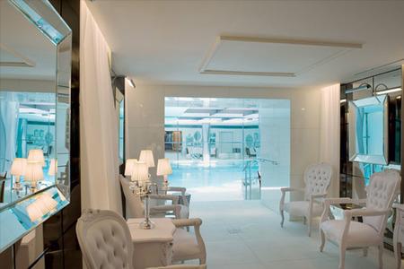 El Spa My Blend by Clarins en el hotel Royal Monceau