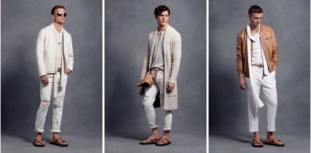 Michael Kors redefine su visión de la vestimenta masculina para la primavera