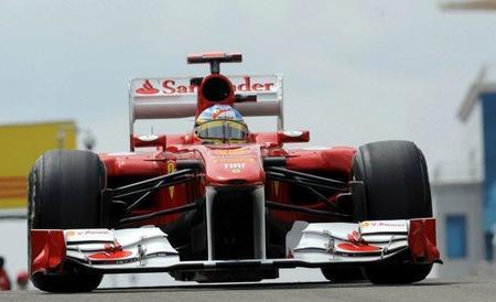 GP de Turquía F1 2011: Fernando Alonso salva los muebles con otra quinta posición