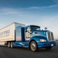 De Los Ángeles a Long Beach, el camión de hidrógeno de Toyota ya está haciendo sus primeras entregas