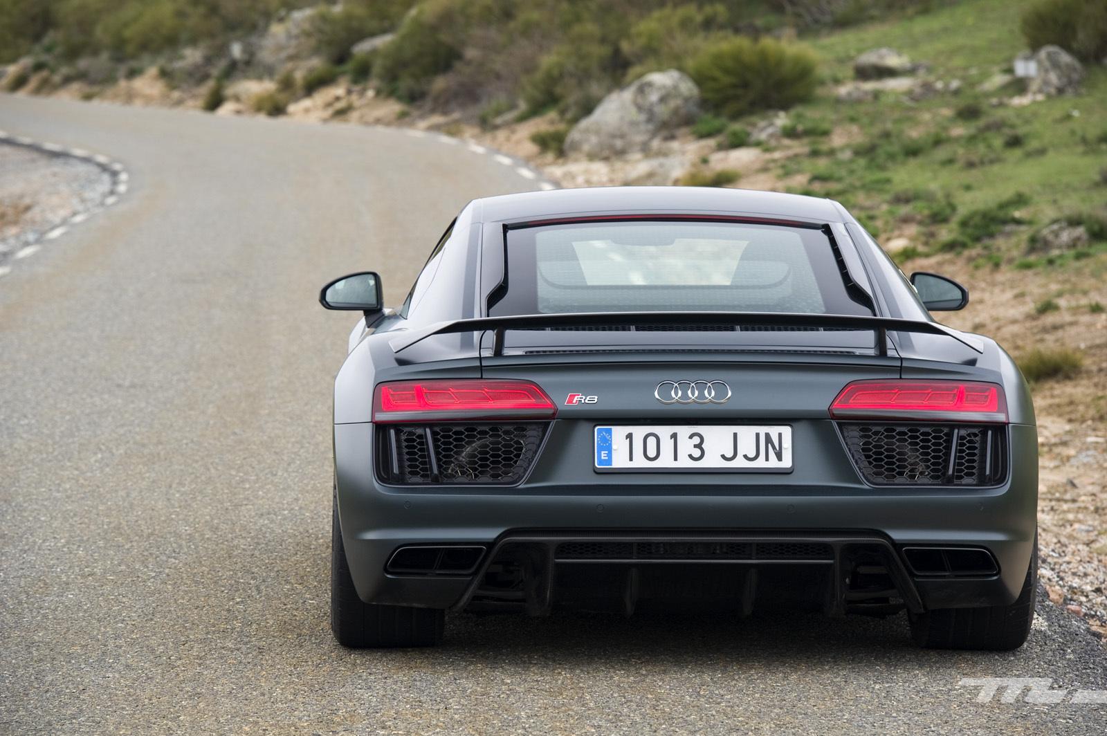 Foto de Audi R8 V10 Plus (prueba) (3/39)
