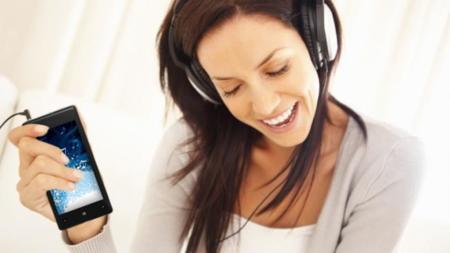 Podcast smartphone Sony