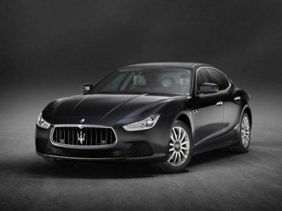 El Maserati Ghibli se renovó para 2017... aunque no parezca