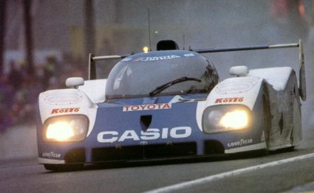 Toyota TS010 - Le Mans 1992