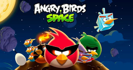 No hay planes de sacar Angry Birds Space en Windows Phone