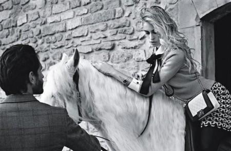 Alice Dellal Chanel