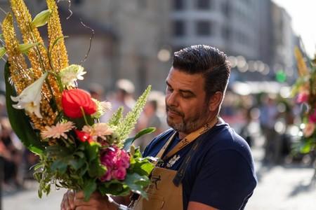 Ganador Mejor Artesano Florista de España