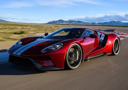 Ford Gt 2017 1600 15