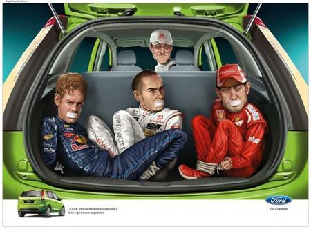 Ford Figo Schumacher