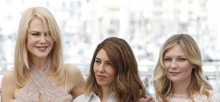 Nicole Kidman, Elle Fanning y Kirsten Dunst presentan 'La seducción' en Cannes, lo último de Sofia Coppola