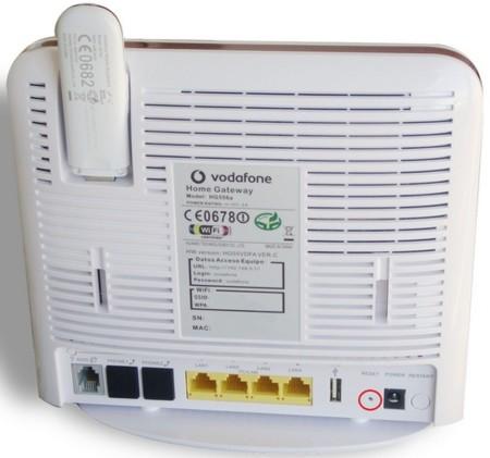 Vodafone Hg556a