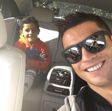 Cristiano Y Cristiano Junior 2