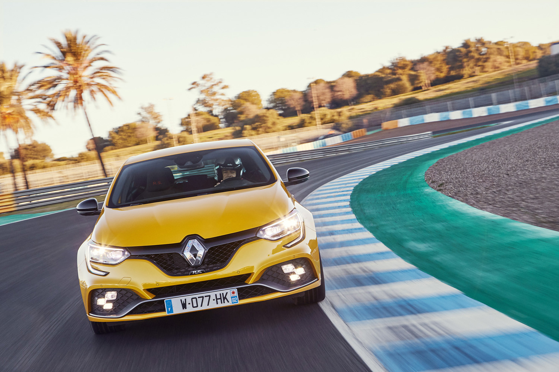 Foto de Renault Mégane R.S. 2018, toma de contacto (11/129)