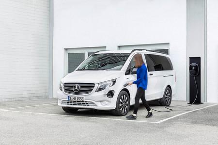 Mercedes eVito Tourer precios España