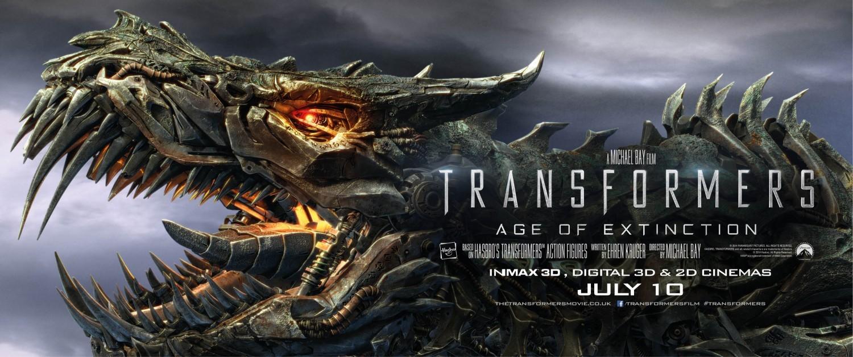 Foto de 'Transformers: La era de la extinción', carteles (17/17)