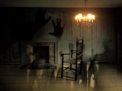 La casa encantada por fenómenos no sobrenaturales