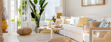 Un piso de veraneo en el norte cálido y fresco, gracias al buen hacer de Natalia Zubizarreta