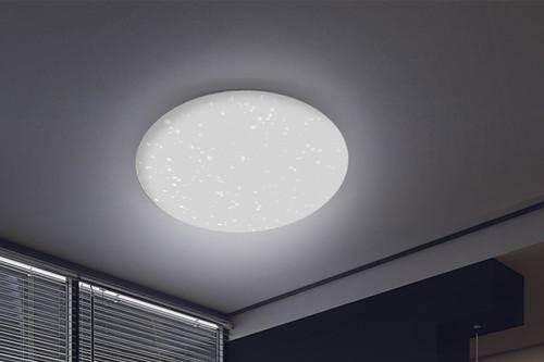 Análisis Plafón LED inteligente Blitzwolf BW-LT20: hasta 1.800 lúmenes, con control de brillo y temperatura del color, a un precio irresistible