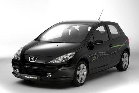 Peugeot 307 Hybride HDi