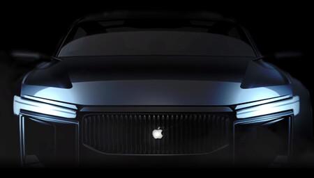 Apple Coche Electrico Autonomo 1