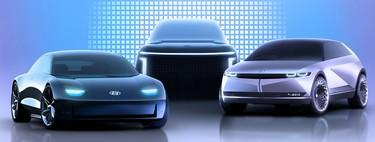 IONIQ será la división de coches eléctricos de Hyundai, y se estrenará en 2021 con otro SUV: el IONIQ 5