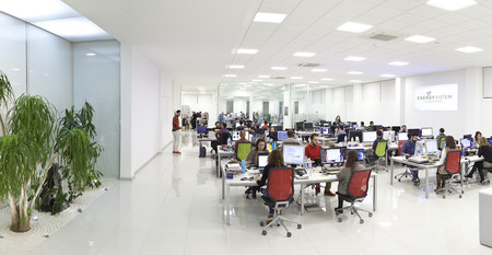 Energy Sistem, oficinas