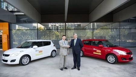 Suzuki Repsol acuerdo GLP
