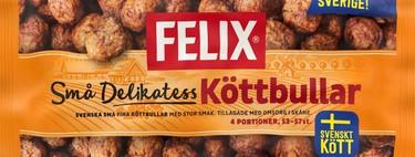 Alerta alimentaria por unas albóndigas suecas vendidas en Andalucía que contienen trazas de huevo sin declarar