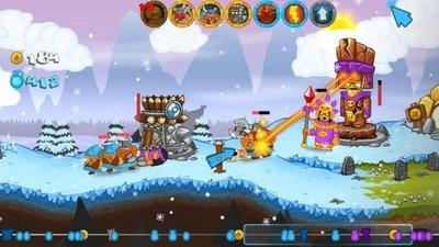 'Swords & Soldiers' llegará en diciembre a Mac y PC