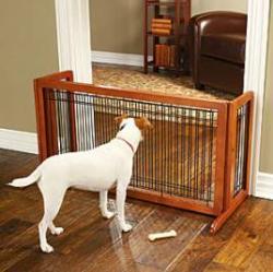 Puertas para mascotas - Puerta vaiven para perros ...