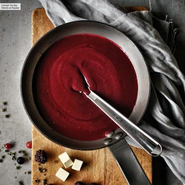 Salsa de frutos rojos para carne: la receta definitiva