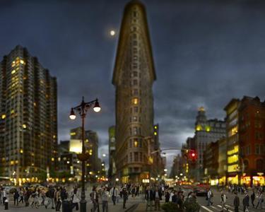«Realidades ensambladas»: así es Nueva York a través de una mirada hiperrealista